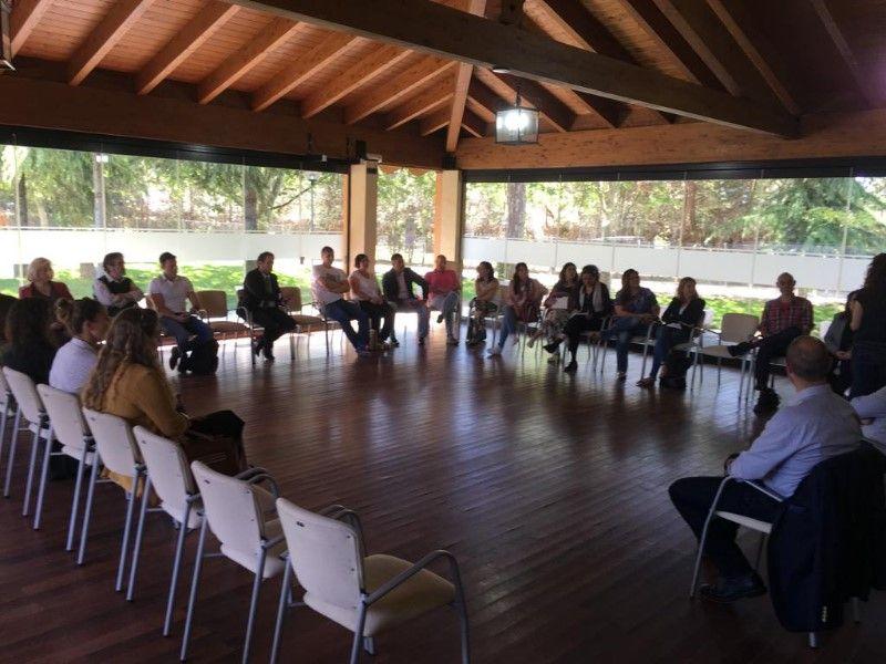 I Encuentro de Pymes, Autónomos y Emprendedores de Valdeolmos Alalpardo.