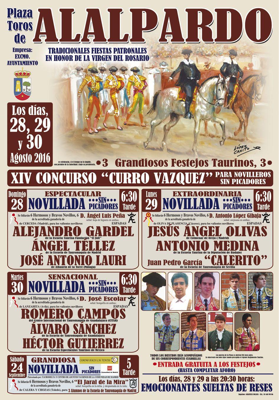 """Concurso """"Curro Vázquez"""""""
