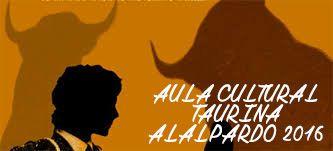 Aula Cultural Taurina Alalpardo 2016