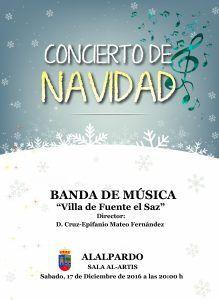 banda-de-musica-de-fuente-el-saz-concierto-de-navidad