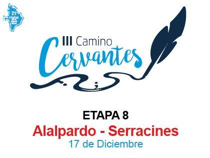 Camino Cervantes salida desde Alalpardo