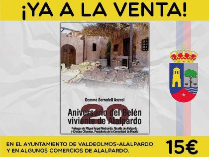 """Libro XX Aniversario del Belén Viviente """"Villa de Alalpardo"""""""