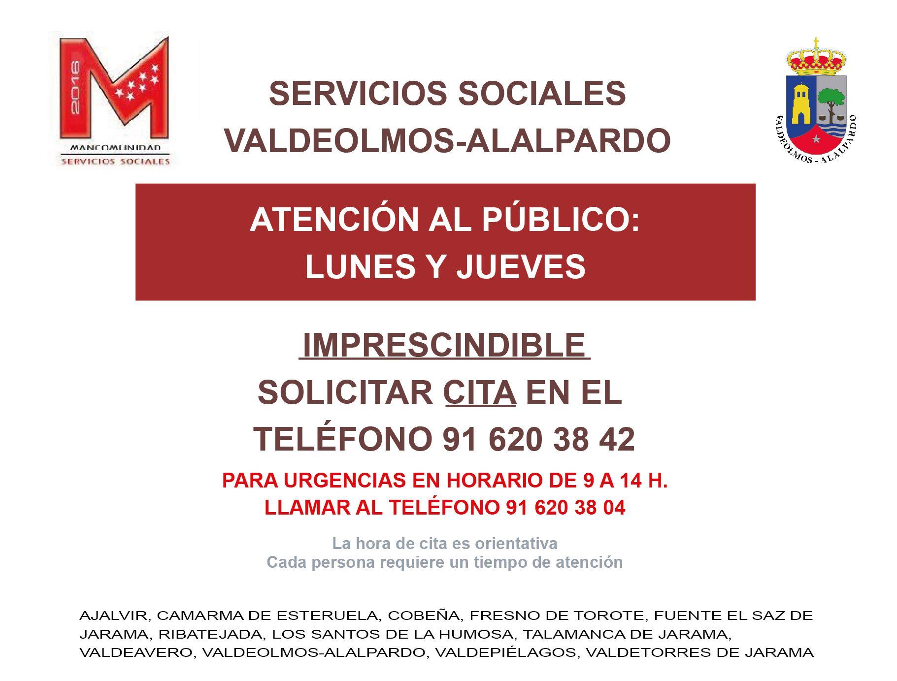 Servicios Sociales