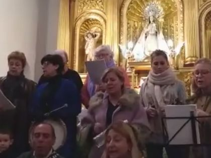 Encuentro de Villancicos de la Iglesia de San Cristóbal de Alalpardo