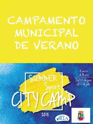 Campamento Municipal de Verano