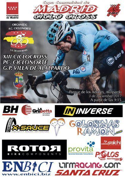 Ciclocross Villa de Alalpardo