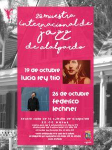 II Muestra Internacional de Jazz de Alalpardo
