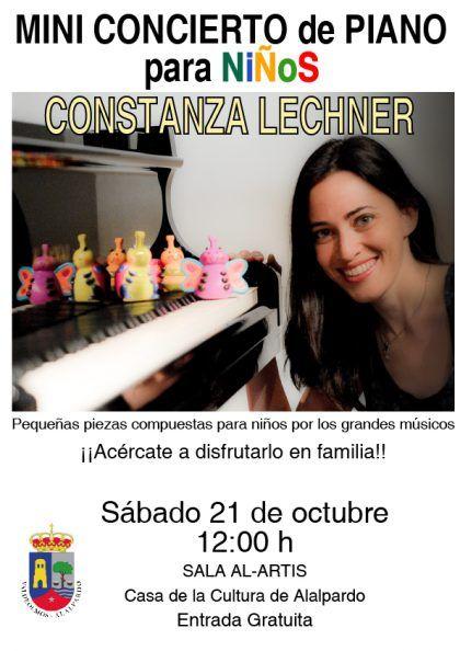 Mini Concierto de piano para niños