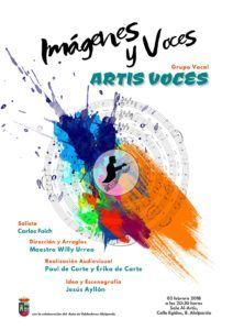 Concierto Artis Voces