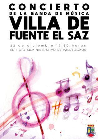 Concierto-Banda-de-Música-Fuente-el-Saz