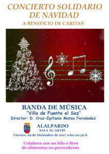 Concierto de la Banda de música de Fuente el Saz