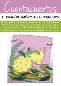 Cuentacuentos Biblioteca Dragón Simón