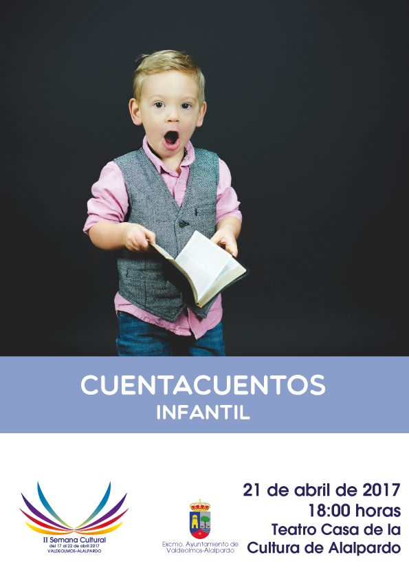 Cuentacuentos-INFANTIL