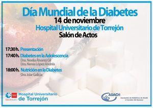Programa Día Mundial de la Diabetes