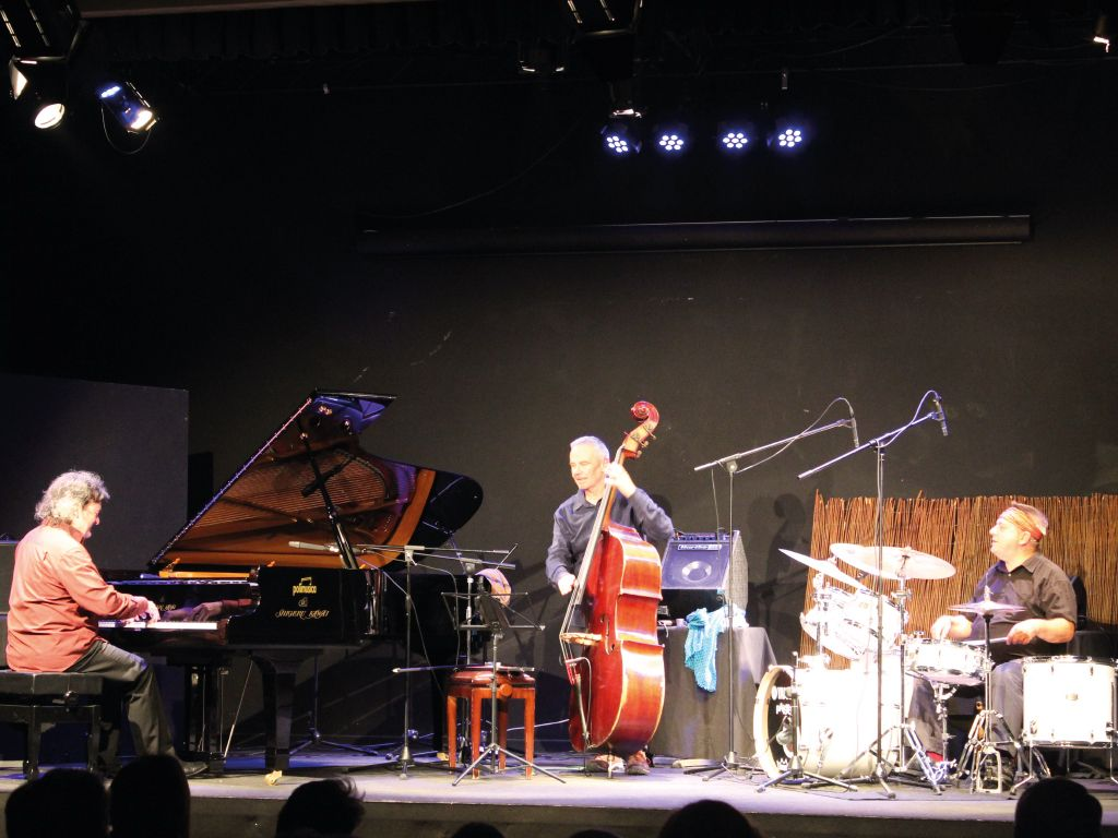 Concierto Richard Krull Trio FRI