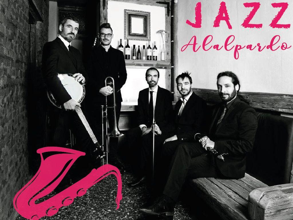 Muestra Internacional de Jazz Alalpardo 2 concierto