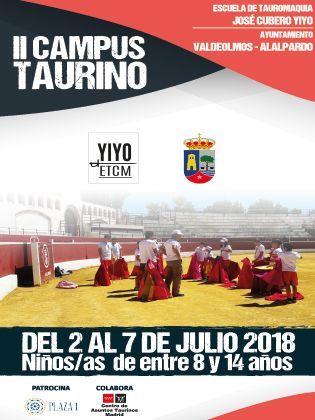 II Campus Taurino en Alalpardo