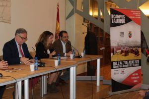 Presentación II Campus Taurino en Alalpardo