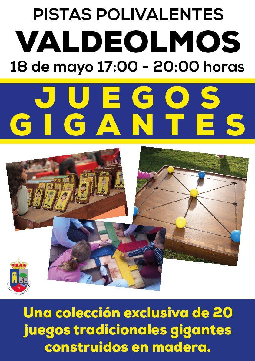 JUEGOS-GIGANTES
