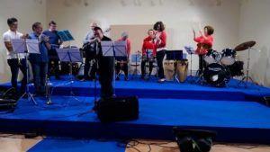 Taller Percusión Latina