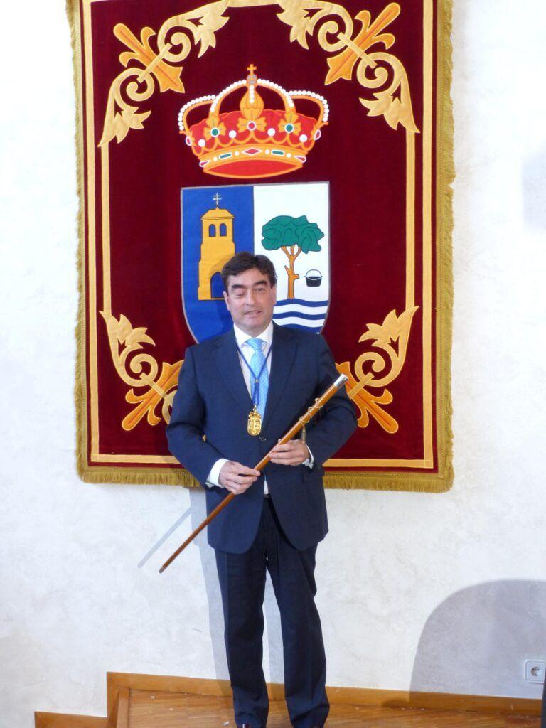 Miguel Ángel Medranda Rivas - Alcalde