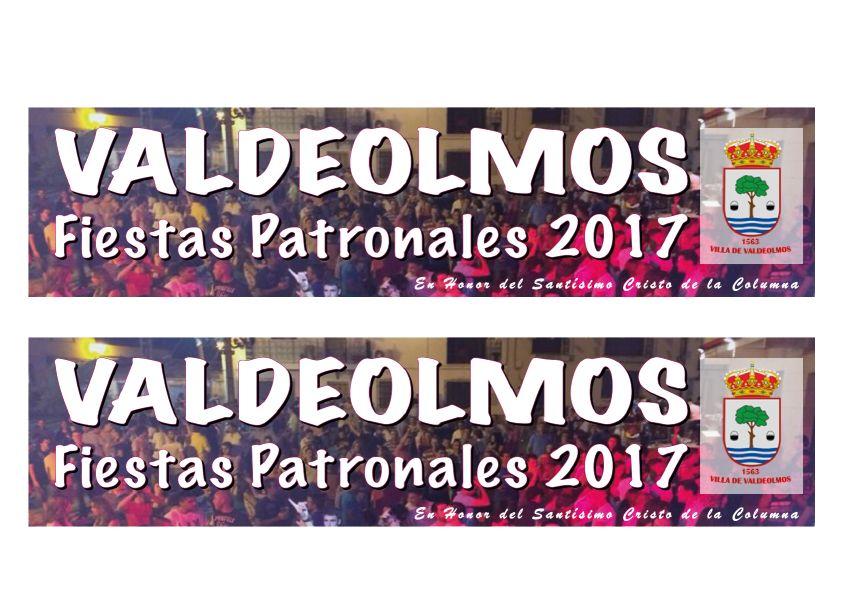 Fiestas Valdeolmos 2017