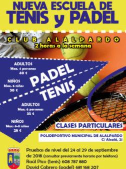 Nueva Escuela de Tenis y Padel
