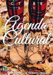 Agenda Cultural de Octubre