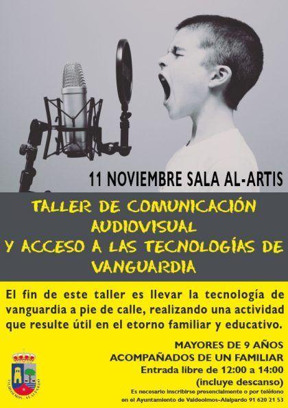 Taller de Comunicación Audiovisual