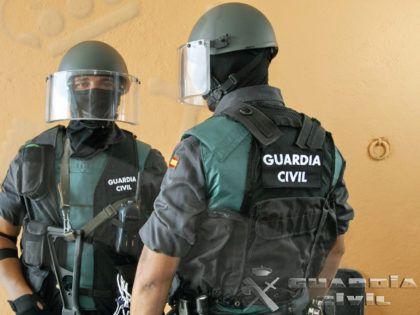 Unidad GRS de la Guardia Civil