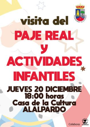 Visita Paje Real Alalpardo