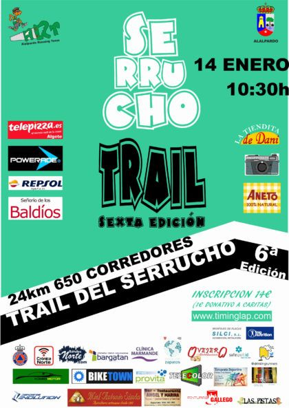Trail Serrucho 2018