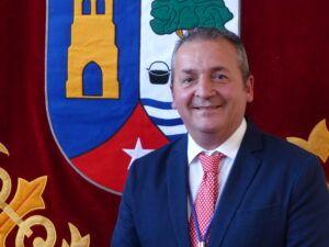 Concejal de Deportes y Transportes - Javier Iglesias Paje