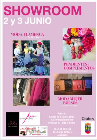showroom Moda Flamenca
