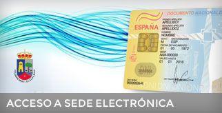 Acceso a Sede Electrónica