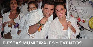 Fiestas Municipales y Eventos