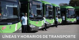 Líneas y Horarios de Transportes