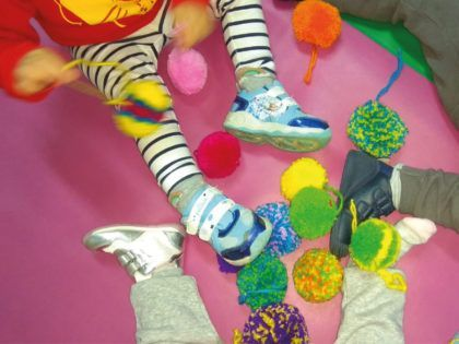 Actividades Casa de Niños de Valdeolmos