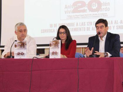 """Presentación libro Belén Viviente """"Villa de Alalpardo"""""""
