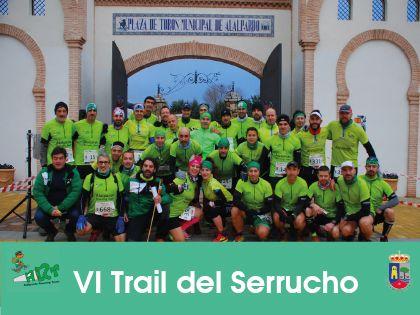 VI Trail Serrucho