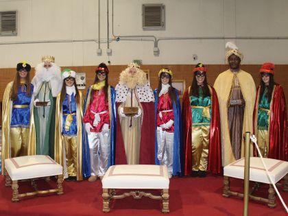 Fiesta de Epifanía Alalpardo