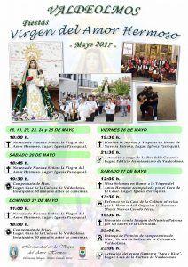 Cartel Fiestas Valdeolmos 2017 A3-001