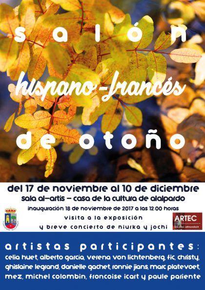 Salón hispano-francés de otoño ARTEC