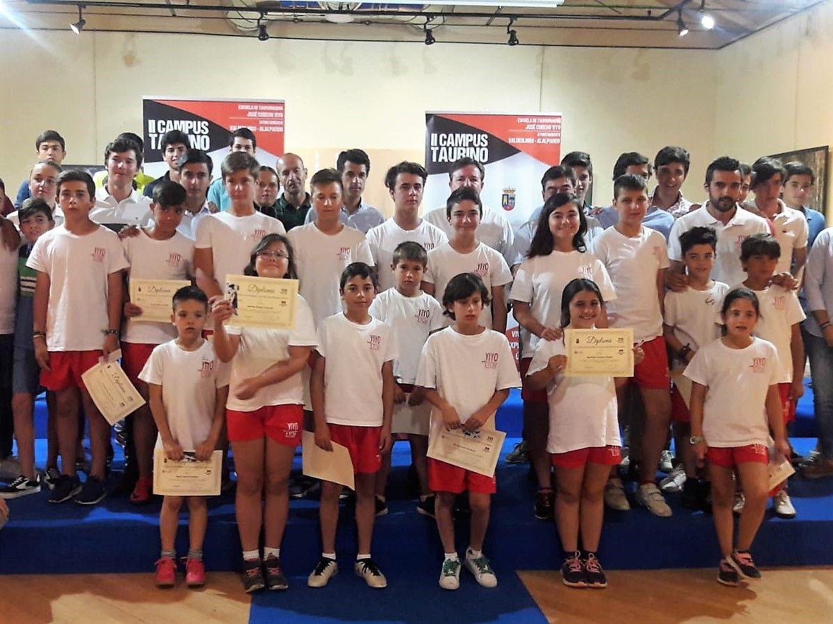 Diplomas II CAMPUS TAURINO DE ALALPARDO