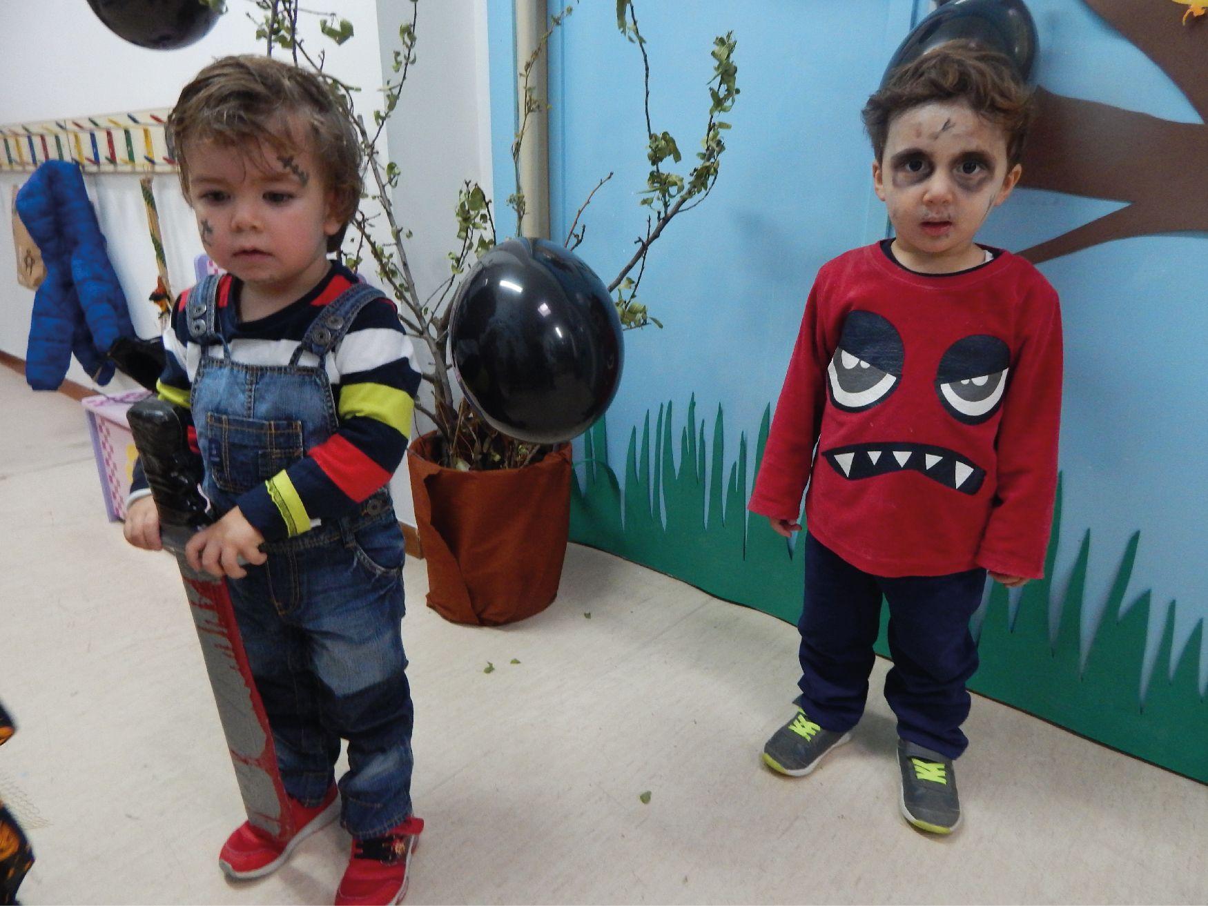 Celebración Halloween CNA