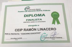 Diploma Felicitaciones