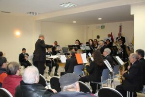 Concierto Banda Fuente el Saz