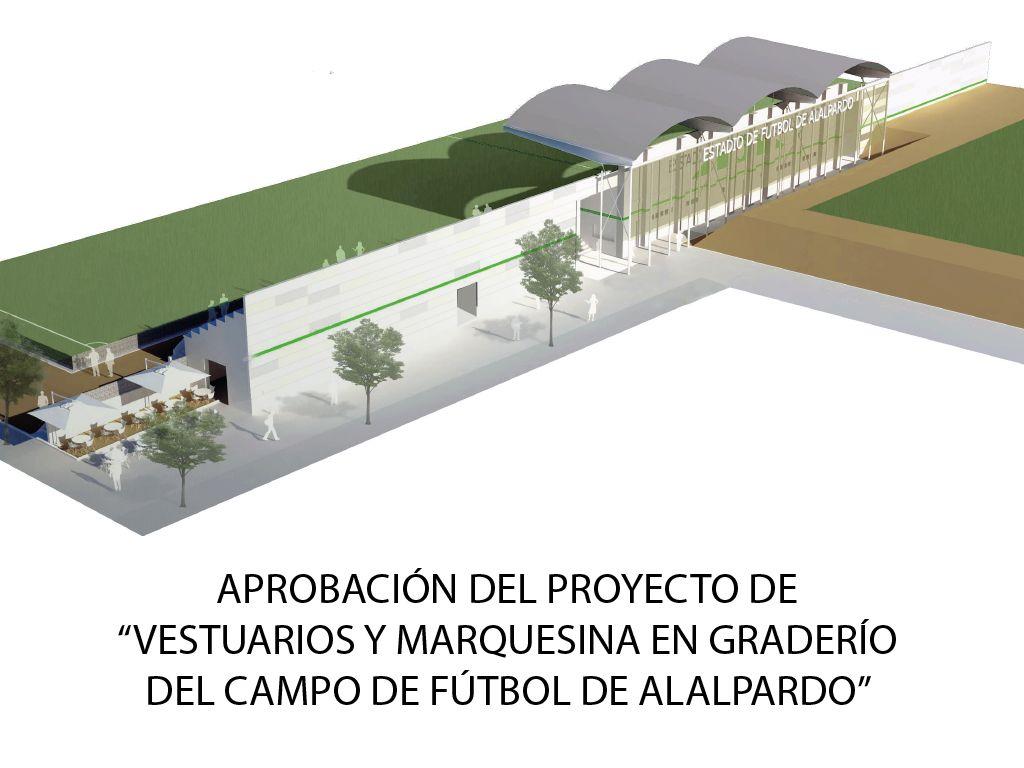 Aprobación Proyecto Campo de Fútbol