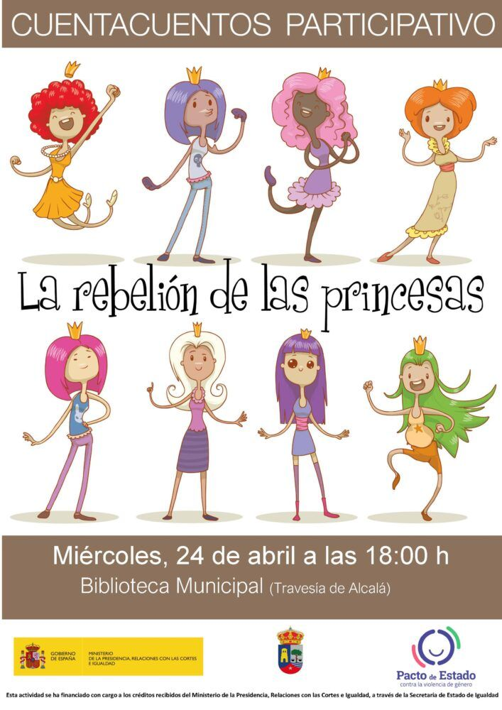 La Rebelion de las Princesas