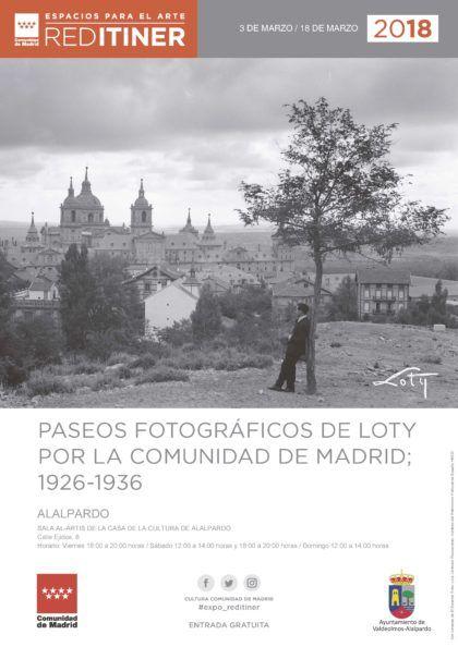 PASEOS FOTOGRÁFICOS LOTY